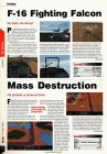 Preview: F-16 Fighting Falcon, Mass Destruction