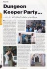 Reportáž: Dungeon Keeper Party
