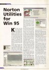 Norton Utilities for Win 95