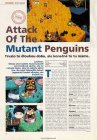 Attack of the Mutant Penguins