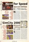 Need for Speed: Special Edition, SimCity 2000: Network Edition