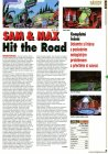 Sam & Max Hit the Road, Návod