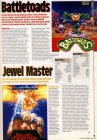 BattleToads, Jewel Master, Sega