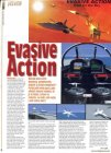 Evasive Action, Preview