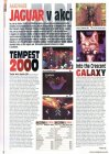 Hardware - Atari Jaguar, Tempest 2000, Way into the Crescent Galaxy
