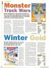 Monster Truck Wars, Winter Gold (Game Boy)