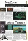 Preview: NetZone, Surface Tension