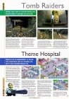 Preview: Tomb Raiders, Theme Hospital