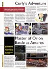 Preview: Curly's Adventure, Master of Orion Battle of Antares