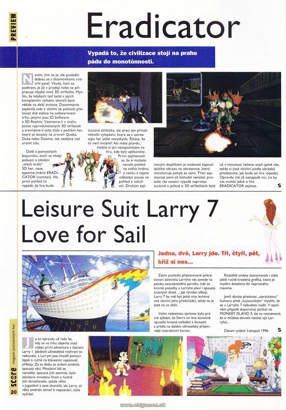 leisure suit larry 7 - photo #33
