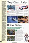Preview: Top Gear Rally, Ultima Online