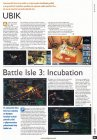 Preview: Ubik, Battle Isle 3: Incubation