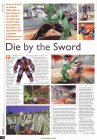 Preview: Die by the Sword
