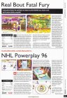 Real Bout Fatal Fury, NHL Powerplay 96