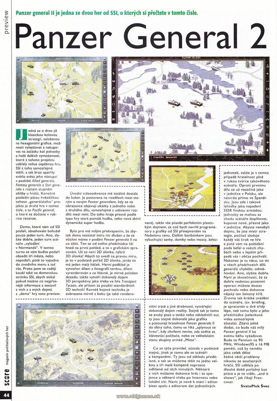 Preview: Panzer General 2