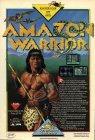 advert: Amazon Warrior