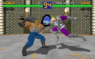 Rungo vs. Duke