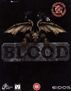 Blood (EU Release) - cover Front
