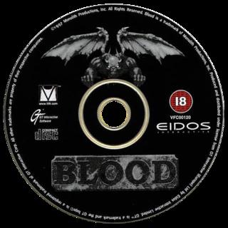 Blood (EU Release) - CD ROM