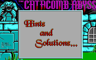Hints and Solutions (only in registered version)