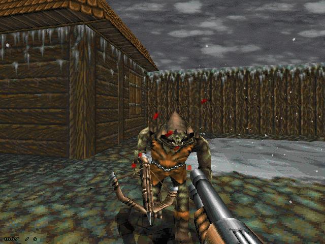 Chasm - Addon level 1