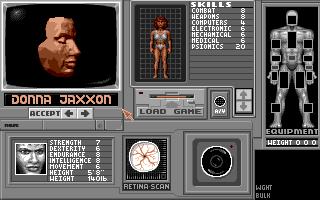 PC DOS, Character - Donna Jaxxon