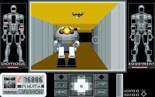 PC DOS, Robot