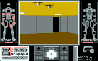 PC DOS, Spiders