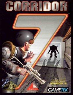Corridor 7: Alien Invasion - Box front