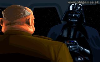 PC, Cutscene - Darth Vader