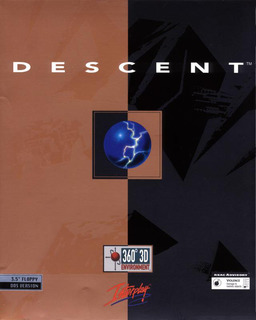 Descent (US Release) - Box scan - Front
