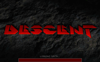 PC DOS, Title - loading screen