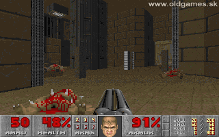 Master Levels for DOOM II -