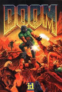 Doom - Box scan - Front