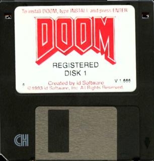 Doom - Registered Disk 1