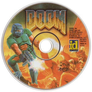 Doom, CD-ROM release
