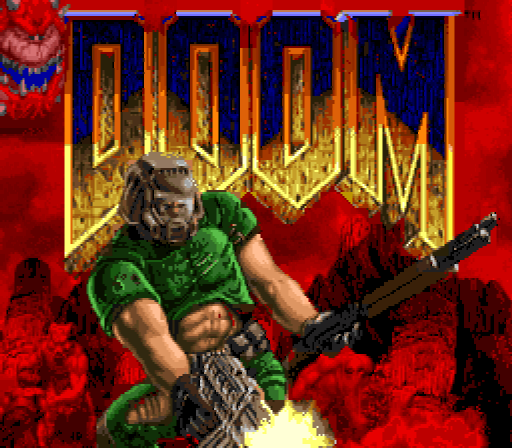 Play Doom online for SNES