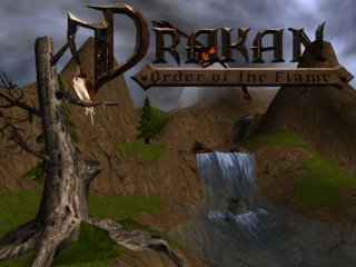 Drakan: Order of the Flame - Title