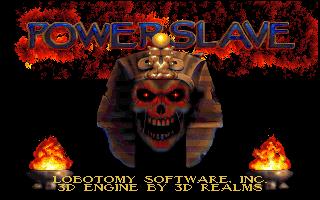 PC (US), Title - Powerslave