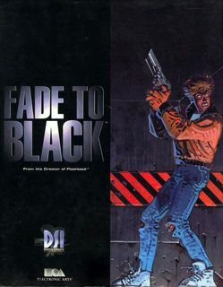 Fade to Black - Box scan - Front