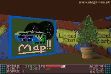 Level 1 - Map