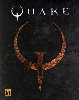 Quake - Box scan - Front