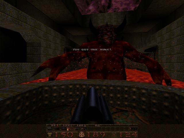 Quake :: Gallery :: DJ OldGames Quake Chthon