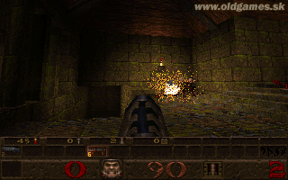Quake - Quake - DOS, Level 1