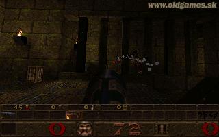 Quake, Gameplay (DOS 320x200)