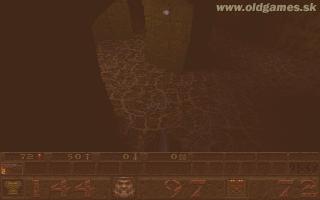 Quake, Underwater (DOS 320x200)