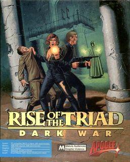 Rise of the Triad: Dark War - Box scan - Front