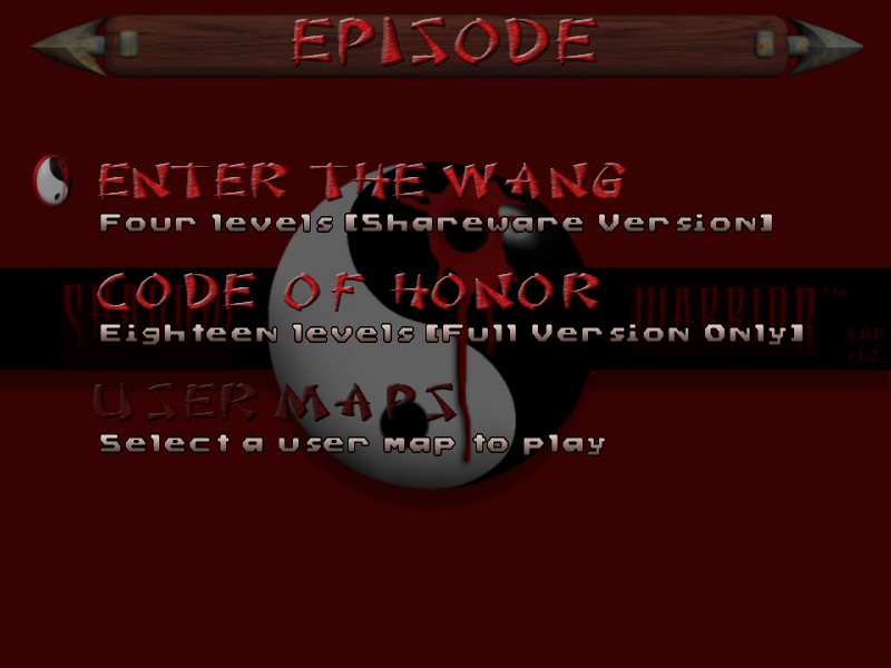 SWP (Windows) - LRP,  Episode