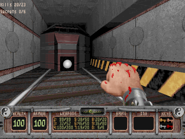 PC DOS, Fist
