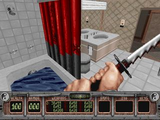 Shadow Warrior: Wanton Destruction - PC DOS, Start
